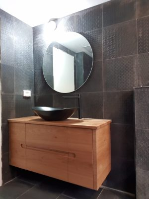 ארון אמבטיה דגם אלון 120
