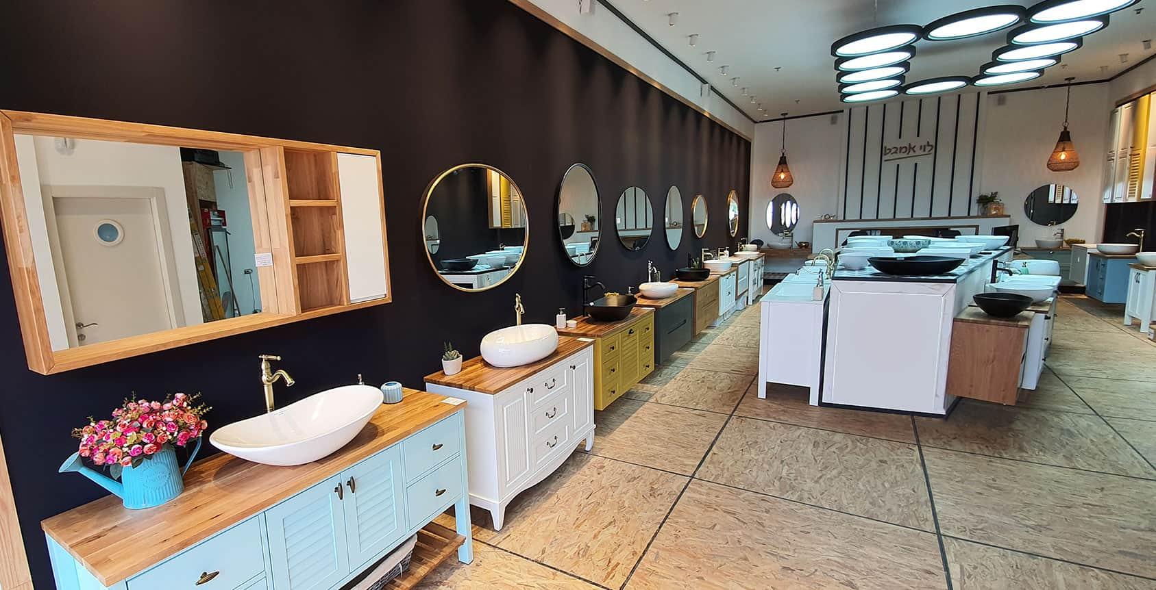 לוי-אמבט-ארונות-אמבטיה-חנות-ראשון-לציון